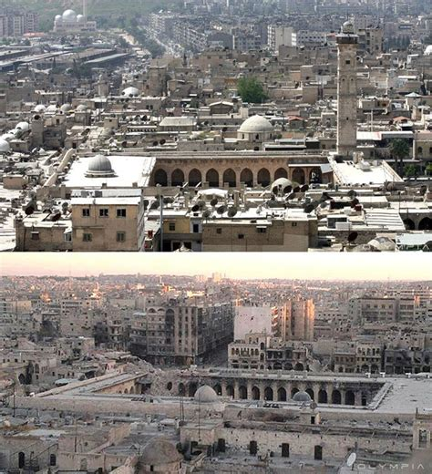 syria before and after a syrian restaurant is posting before and after photos of