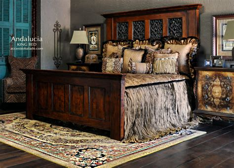 tuscan style bedroom furniture andalucia old world tuscan bedroom furniture