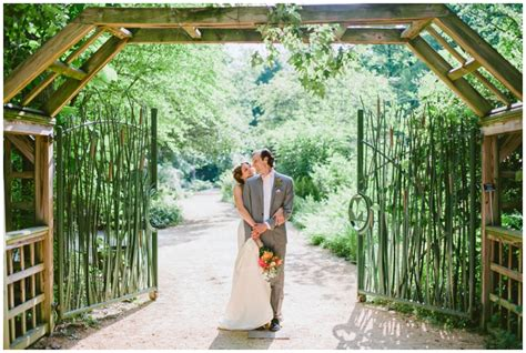 Nc Botanical Garden Wedding Whimsical Summer Wedding A The Carolina Botanical Gardens