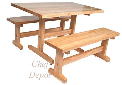 butcher block trestle table maple butcher block boos maple tables kitchen carts