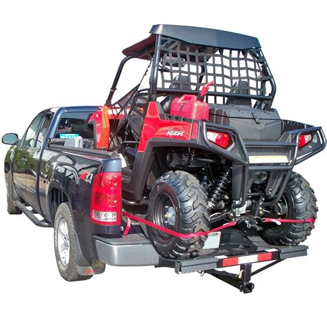 Truck Atv Rack by Ironman Tralrack Equipment Rack Atvs Utvs Tractors