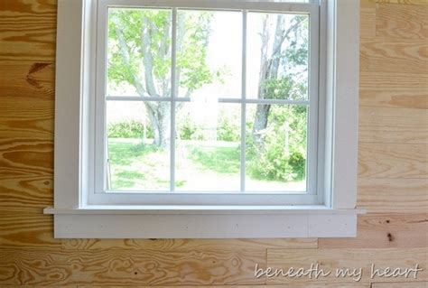 Trim Around Windows Inspiration Our New House Window Trim And Ticket Giveaway Winner