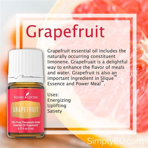 Essential Grapefruit Detox by 17 Best Images About Living Essential Oils On