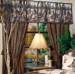 Home Decor Curtains by Log Home Decorating