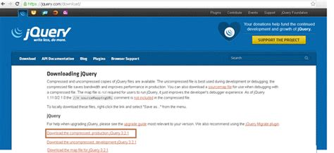 how to install bootstrap template jquery cdn link phpsourcecode net