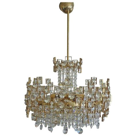 lobmeyr chandelier geometric lobmeyr chandelier for sale at 1stdibs