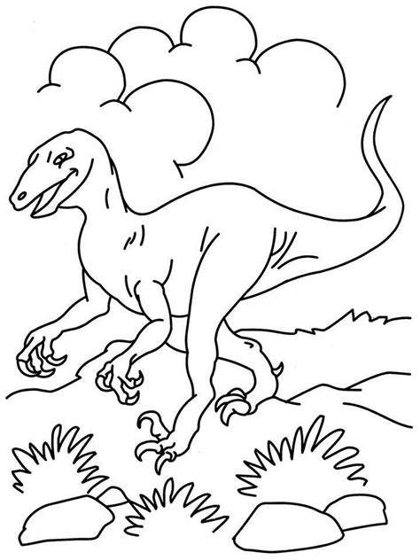 coloring pages dinosaurs pdf dinosaur coloring page printable