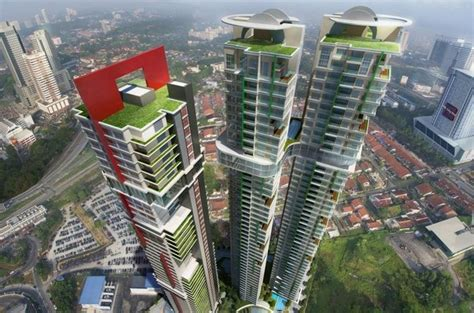 Is Staying At The Luxurious Towers by Tri Tower Residence Johor Bahru Jb Sentral Luxurious