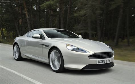 Aston Martin DB9 2013 Widescreen Exotic Car Photo #35 of 103 : Diesel Station