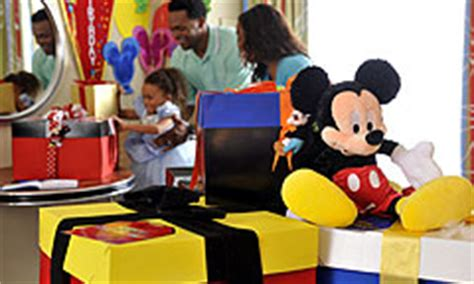 disney in room celebrations customize your celebration walt disney world resort walt disney world resort