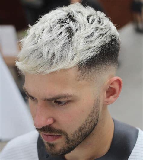 stylish mens hipster haircuts   men hair color