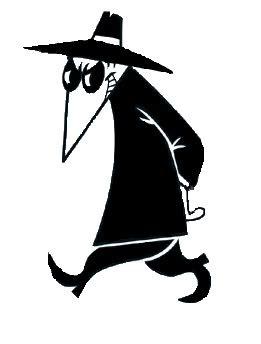 spy c black spy character giant bomb