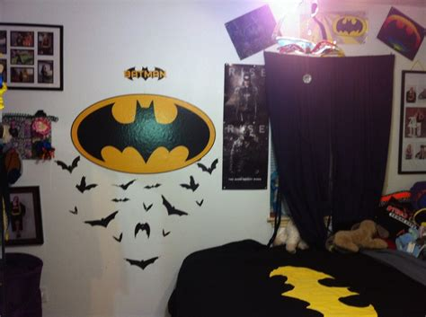 batman decorations for bedroom batman bedroom decorating pinterest