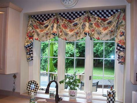 country kitchen valances for windows 25 best large window curtains ideas on large