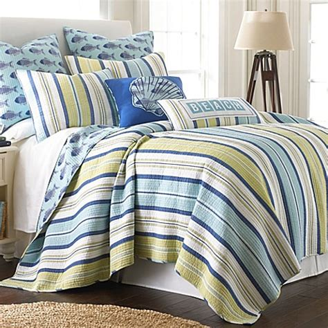 bed bath beyond quilts buy hton reversible twin quilt from bed bath beyond