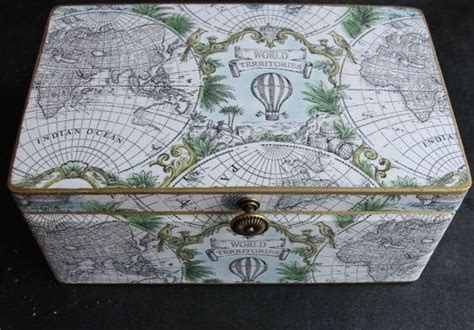 Wedding Box Decoupage by Best 25 Decoupage Box Ideas On Farewell Gift