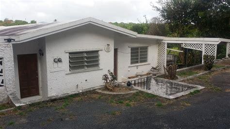 home for sale with downstairs apartment st croix usvi