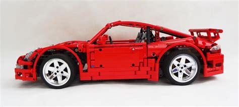 Porsche Killer Aufkleber by Supercars Moc Collection Lego Technic Mindstorms