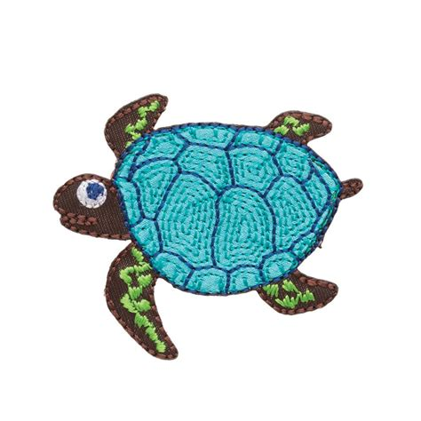 applique iron on simplicity iron on applique sea turtle discount designer