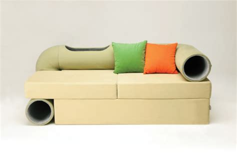 cat tunnel sofa for sale cat tunnel sofa like a habitrail for cats life with