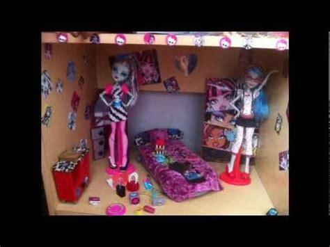 casa monster mi casa de monster high my monster house youtube