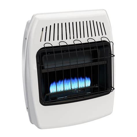 dyna glo 20 000 btu blue vent free gas wall