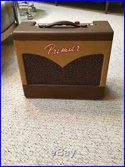 vintage tube amp blog archive vintage premier twin  guitar harmonica amp multivox tube