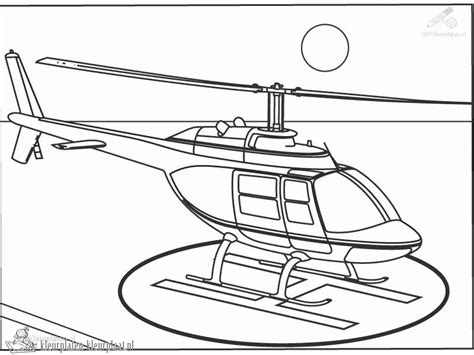rescue helicopter coloring page kleurplaten helicopter kleurplaten kleurplaat nl