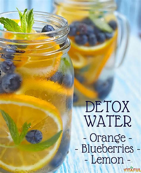 Lemon Orange Detox Water by 17 Best Images About Detox Drinks On Water