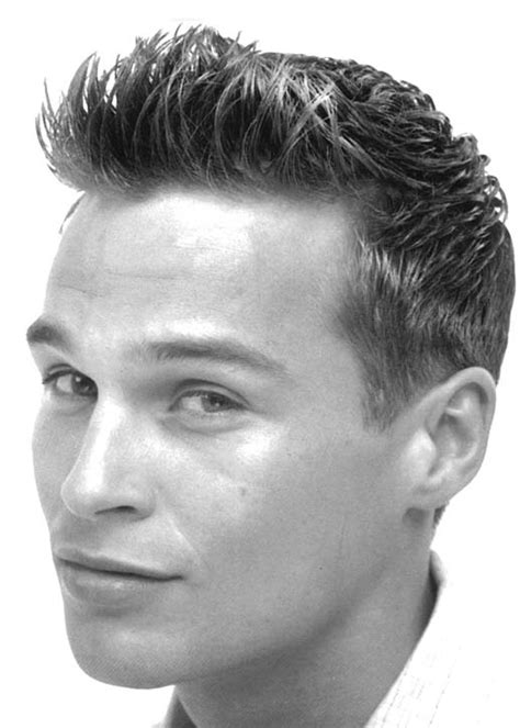 front spike hair pictures of mens medium haircuts