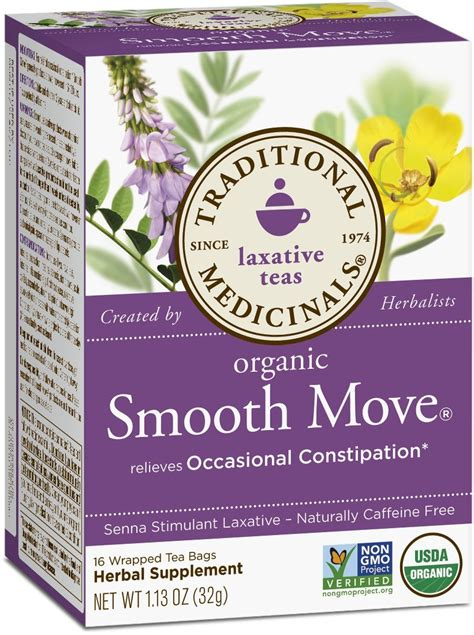 Do Laxatives Detox Your by Smooth Move Laxative Tea For The Master Cleanse