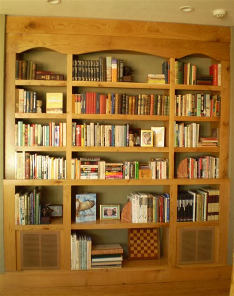 Book Shelf by Amicalola Wood Works