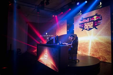 red bull collaborates  riot games  host