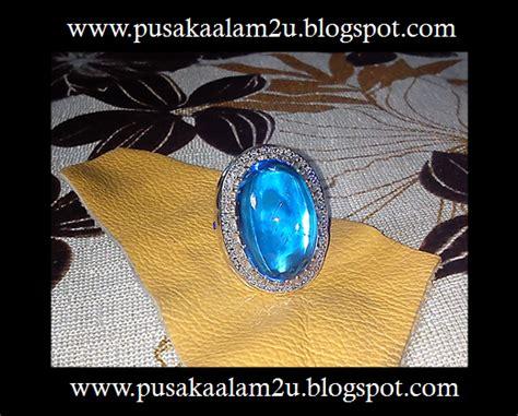 Batu Gambar Raja pusaka alam ghaib dan mistik batu topaz raja bunian sold
