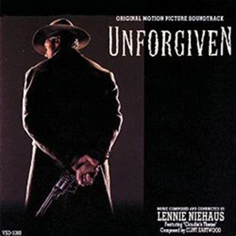 unforgiven theme song unforgiven soundtrack 1992