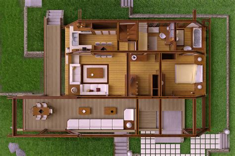 wooden house plan modern wood house plans tradition in contemporary lines houz buzz