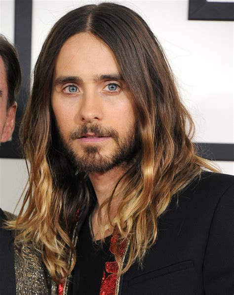 Jared Leto Hairstyles by Jared Leto S Hairstyles To Try In 2016 S Hairstyles
