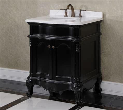 30 inch black bathroom vanity 30 inch single sink bathroom vanity in matte black