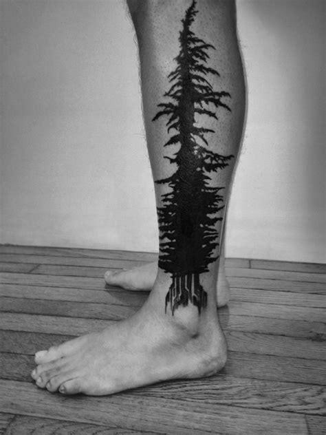 leg tree tattoos matt matik 2spirit sanfrancisco tatueringar och
