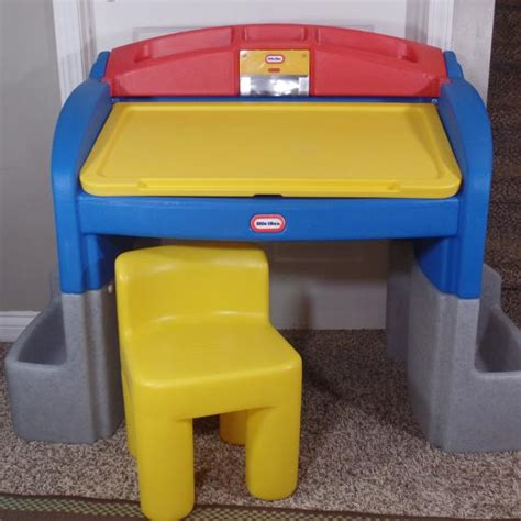 tikes desk and chair with light tikes desk with light and chair desk design ideas