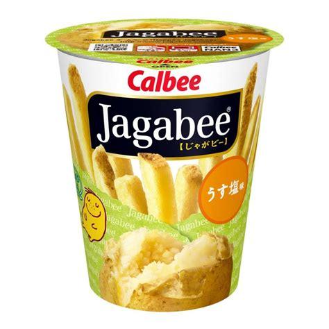 calbee jagabee potato sticks
