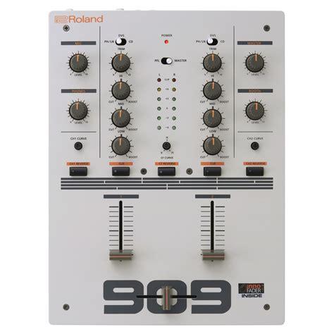 Mixer Roland roland dj 99 dj scratch mixer at gear4music