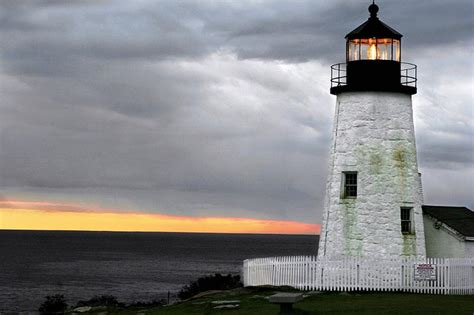 Light Houses - 13 gorgeous photos of maine lighthouses in honor of open
