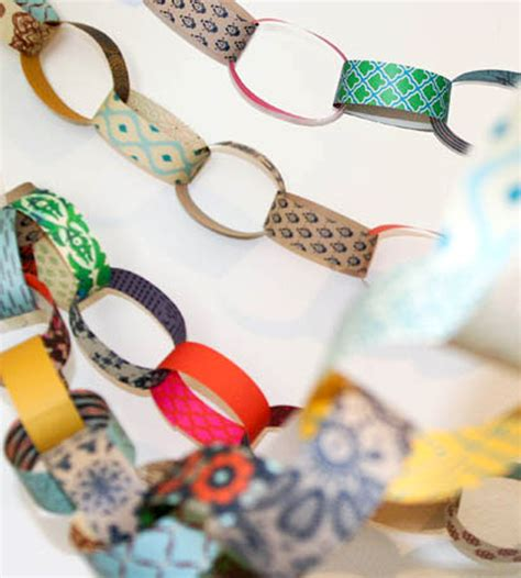Paper Chains For - paper chain diy kit inactive throwing mixt