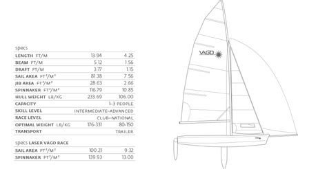 dart 16 catamaran dimensions laser vago marinera