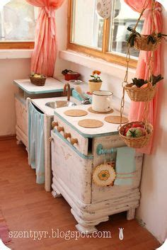 20 coolest diy play kitchen tutorials it s always autumn kids playrooms forts decor on pinterest play kitchens