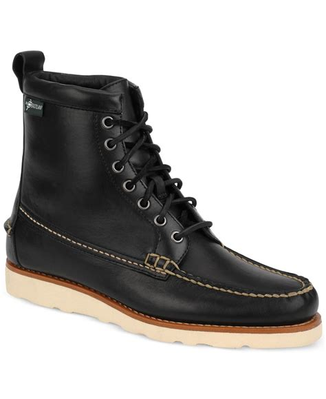 s eastland boots eastland eastland s sherman 1955 boots in black for