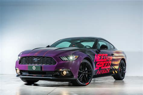 mustang in need for speed need for speed payback in arrivo una ford mustang
