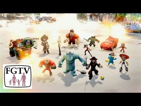 disney infinity trailers disney infinity trailer analysis gameplay and toys