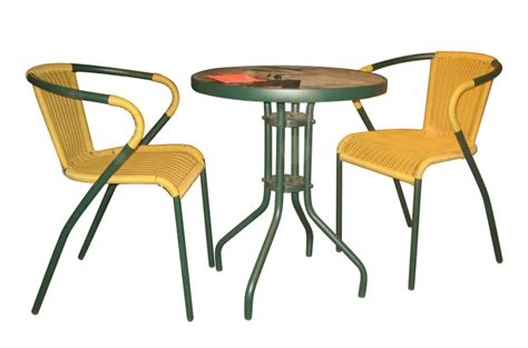 Outdoor Bistro Chairs Outdoor Patio Bistro Chairs 3 Bistro Set Table 2 Chairs Outdoor Patio Oakland Living 24 In